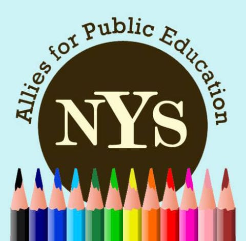 NYS Allies for Public Education (NYSAPE) logo
